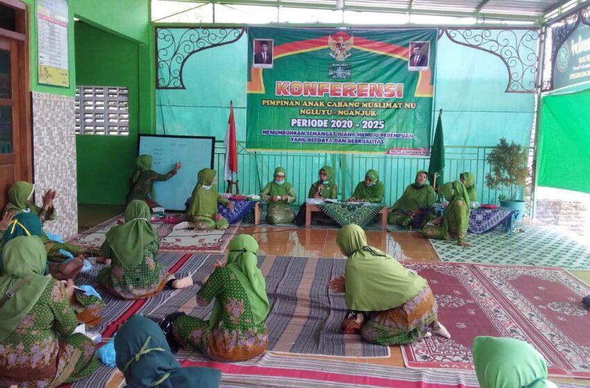 Pengurus Baru Dikukuhkan, Harapan Baru Muslimat NU Ngluyu Berinovasi
