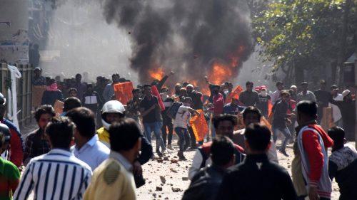 Menghindari Konflik, Tradisi Politik Sunni
