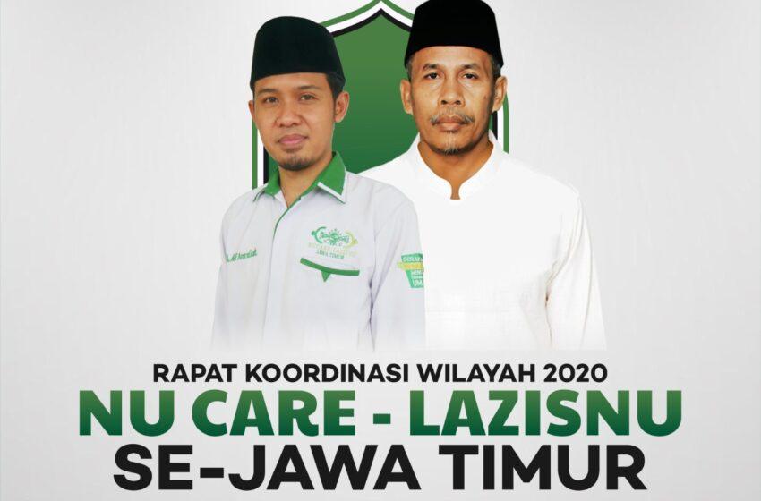 PW NU Care – LAZISNU Jawa Timur Akan Gelar Rakorwil 2020 di Nganjuk