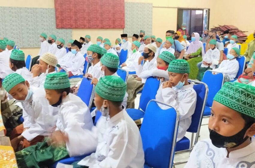 61 Anak Ikuti Sunatan Massal dari Kementerian Agama Kabupaten Nganjuk