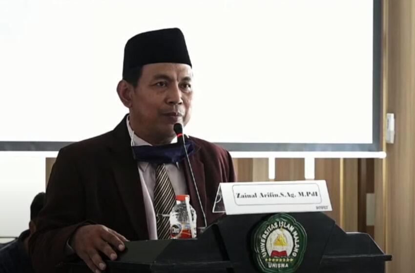 Ketua PC LP Ma'arif Nganjuk Raih Gelar Doktor Ilmu Pendidikan Agama Islam