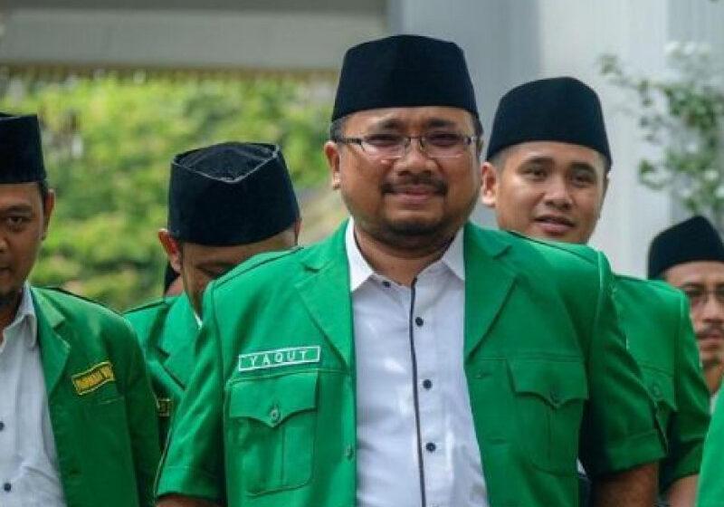 BREAKING NEWS: Gus Yaqut Gantikan Fachrul Razi sebagai Menteri Agama