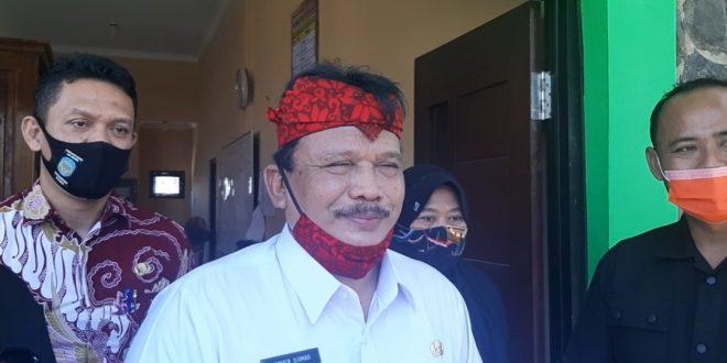Kasus Positif Corona di Kabupaten Nganjuk Tembus 1222 Kasus, Begini Kata Wakil Bupati