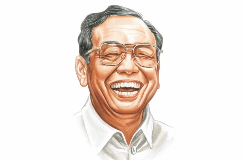 Humor Gus Dur: Dilarang Dekat-dekat Presiden