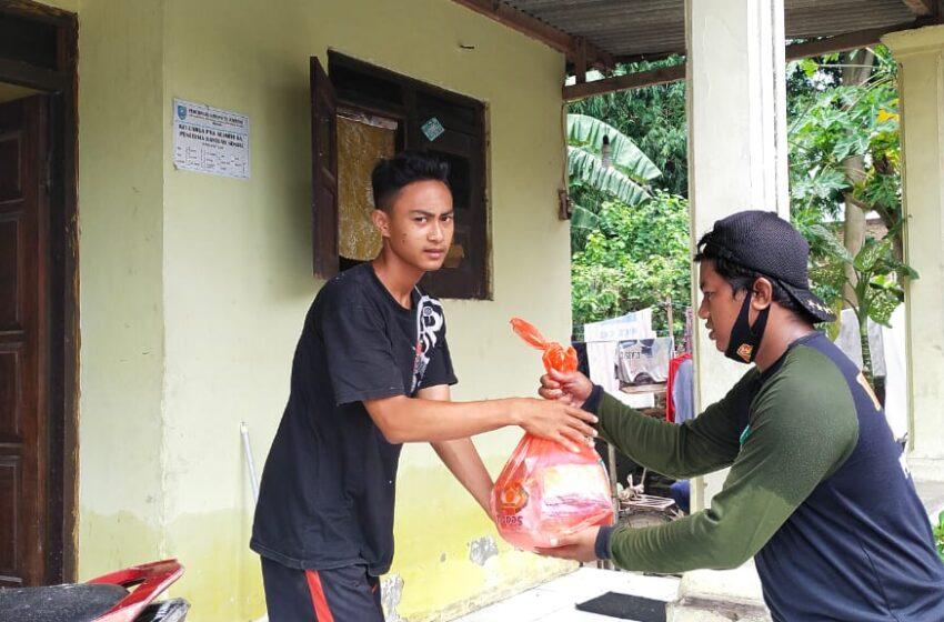 NU Peduli Nganjuk Distribusikan Ribuan Paket Sembako Kepada Warga Terdampak Banjir di Jombang