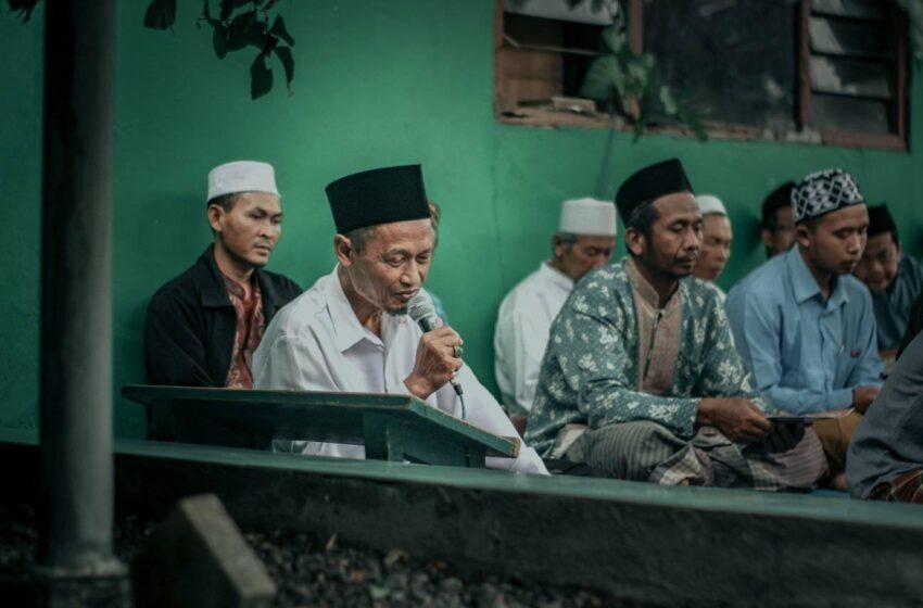 Kiai Ahmad Badrus Soleh , Teladan Penakluk Hawa Nafsu