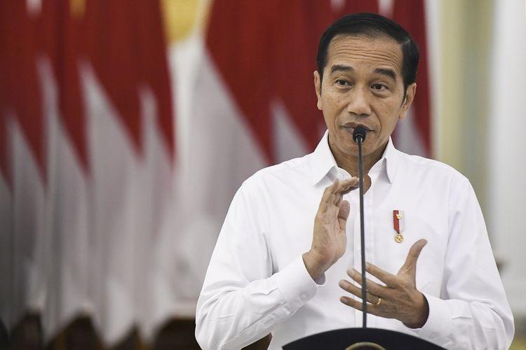 Dapat Masukan Tokoh Agama, Jokowi Cabut Perpres Legalisasi Miras