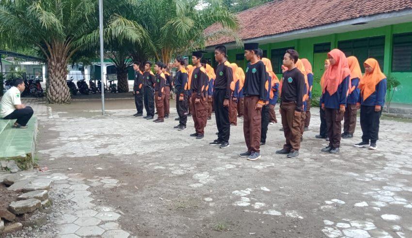 Melalui Gemblengan, Pelajar NU MA Al-Hidayah Hendak Lahirkan Kader Militan