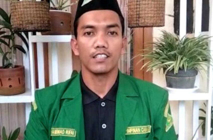 GP Ansor Nganjuk Kutuk Keras Pelaku Bom Bunuh Diri di Depan Gereja Katedral Makassar