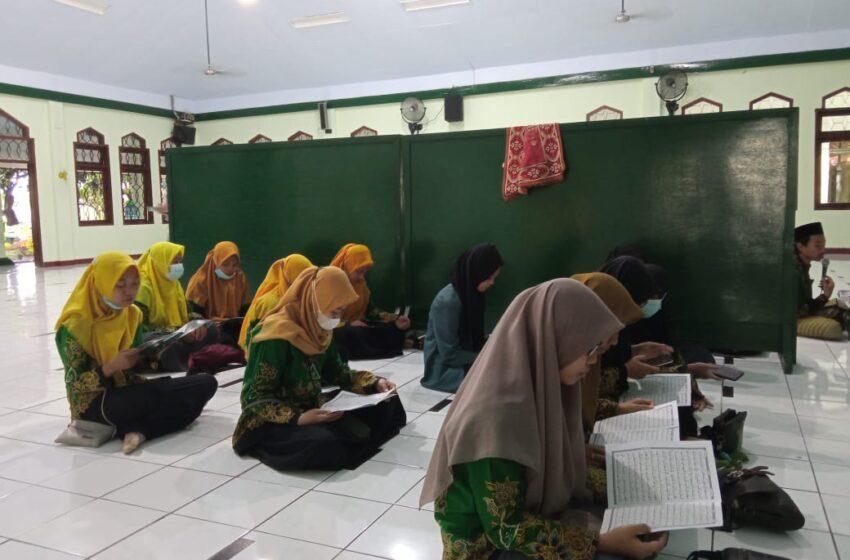 Ngaji dan Tadarus Sareng Gus Wahab, Cara Pelajar NU Nganjuk Jemput Berkah Ramadan