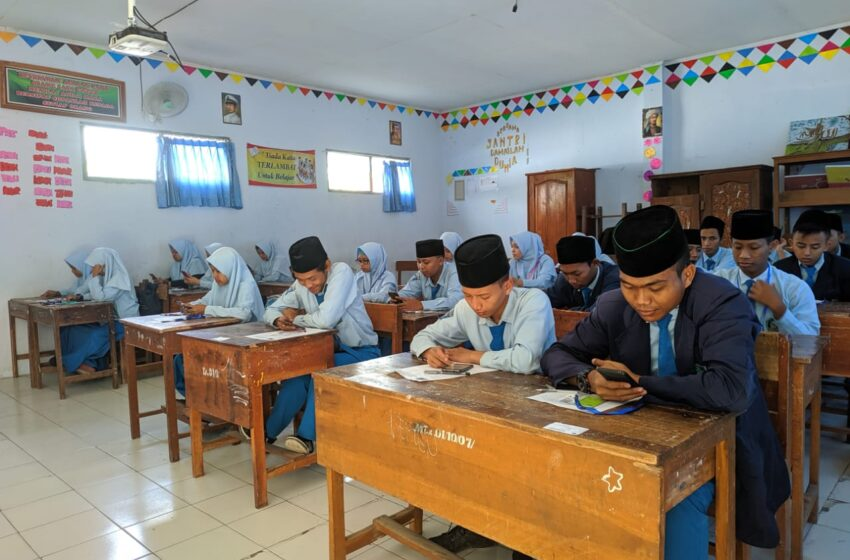 LP Maarif NU Nganjuk Singgung Pentingnya Pendidikan Agama dan Pembentukan Karakter